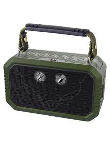 Doss Traveller Bluetooth Speaker Portable/Waterproof Green