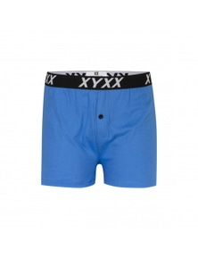 Frank and Beans Blue Boxer Shorts XY Edition