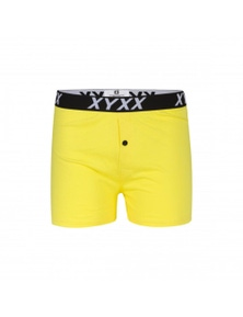 Frank and Beans Yellow Boxer Shorts XY Edition