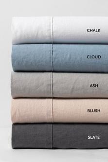 Hampton Linen Sheet Set