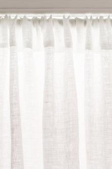 Hampton Linen Curtain Set