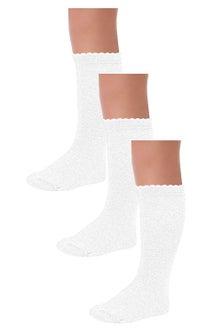 Next Three Pack Knee High Socks (Older Girls)