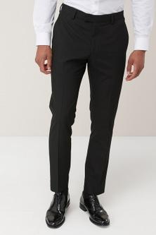Next Machine Washable Tuxedo Suit: Trousers - Skinny Fit
