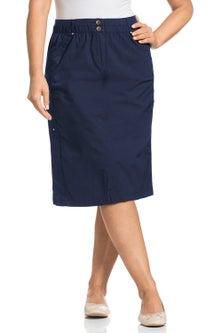 Sara New Cargo Skirt