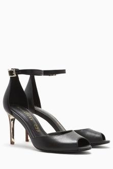 Next Premium Leather Sandals