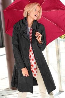 Capture European Rain Coat