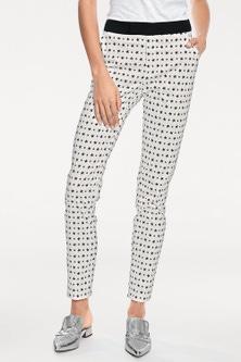 Heine Star Print Slim Pant