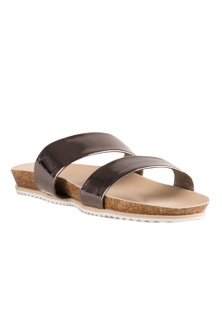 Capture Hally Sandal Flat