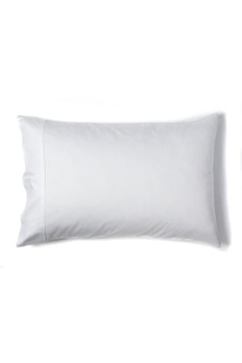 250 Thread Count Pure Cotton Pillowcase Pair