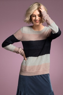 Emerge Stripe Knit