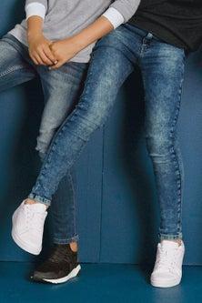 Next Acid Wash Skinny Jeans (3-16yrs)