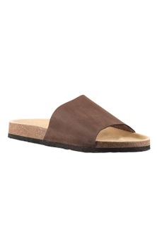 Demi Slip On Slide Sandal