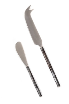Burnished Cheese and Spread Knife Set