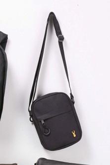 Next Stag Badge Cross Body Bag