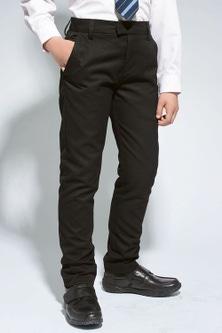 Next Formal Slim Leg Trousers (3-16yrs) - Plus Fit
