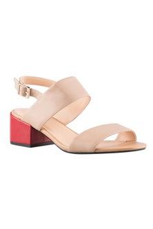 Wide Fit Tipton Sandal Heel