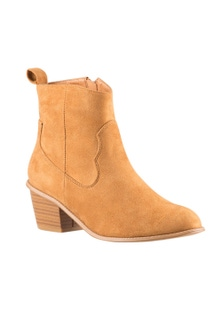 Wide Fit Lerwick Ankle Boot