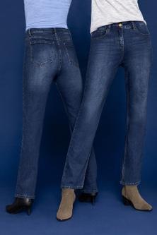 Capture 5 Pocket Straight Leg Jeans