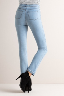 Capture Superstretch Pull On Straight Leg Jean