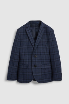 Next Check Suit Jacket (12mths-16yrs)