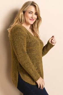 Sara Poodle Sweater