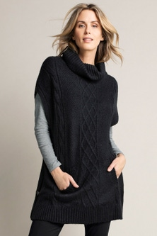 Capture Cable Front Poncho