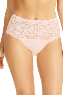 Perfects Cotton & Lace Full Brief