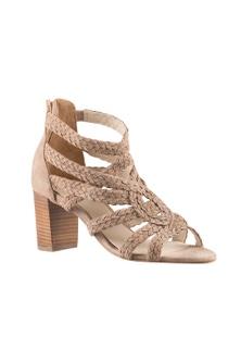 Wide Fit Foxborough Sandal Heel