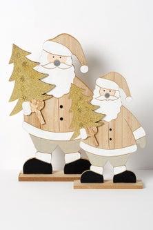 Santas Tree Ornament