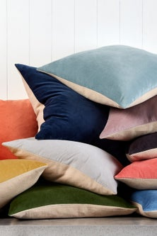 Empire Velvet Cushion
