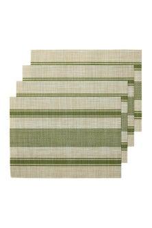 Alfresco Stripe Placemat Set of Four