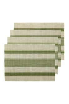 Alfresco Stripe Placemat Set of Four
