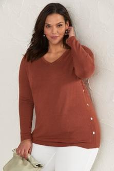 Sara Domed Sweater