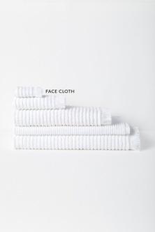 Rib Face Cloth