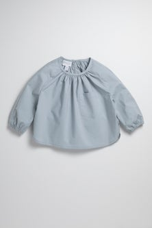 Pumpkin Patch Infants Woven Smock Top with Pockets