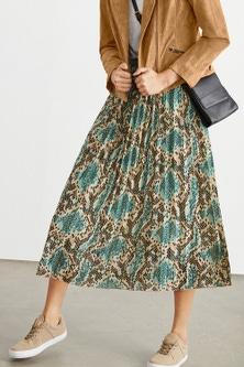 Emerge Pleat Skirt