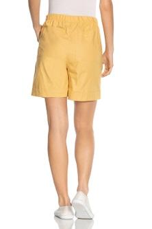 Emerge Linen Blend Drawstring Shorts