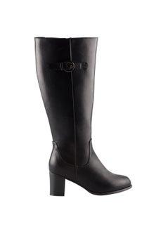 Wide Fit Megan Leg Boot