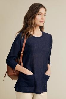 Capture Merino Boxy Sweater