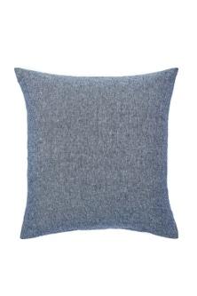 Hampton Chambray Linen European Pillowcase Pair