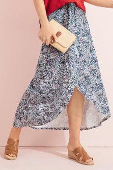 Capture Wrap Skirt