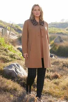 Sara Fur Collar Jacket