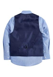 Next Aeroplane Waistcoat Set (12mths-16yrs)