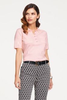 Heine Knitted Polo Top