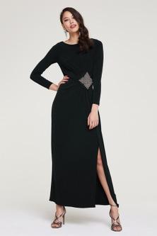 Heine Embellished Maxi Dress