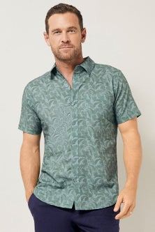 Southcape Printed Short Sleeve Shirt