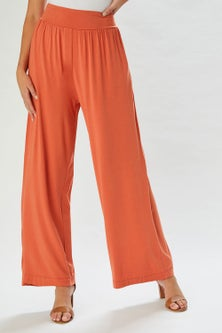 Capture Stretch Pull On Culotte