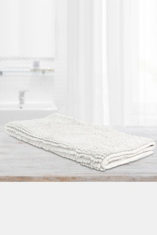 Algodon Toggle Bath Mat