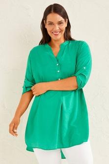 Sara Longline Shirt