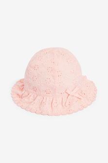Next Broderie Hat (0mths-2yrs)